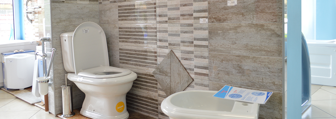 wholesale and retail trade for bathroom equipment